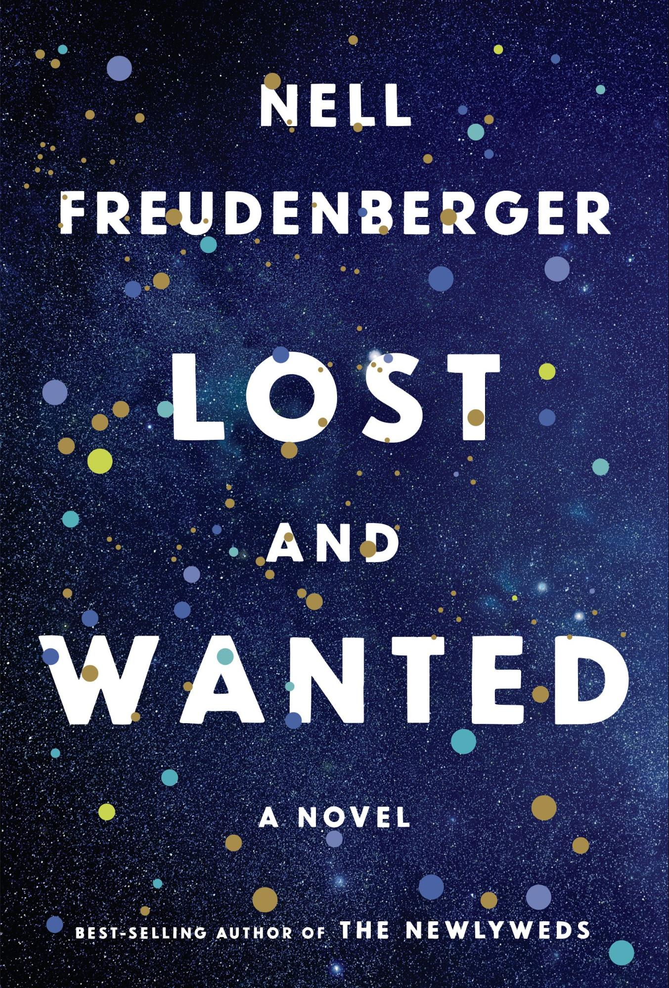 Lost and Wanted book cover