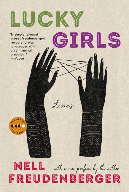 Lucky Girls book cover